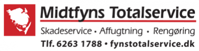 Logo Midtfyns Totalservice